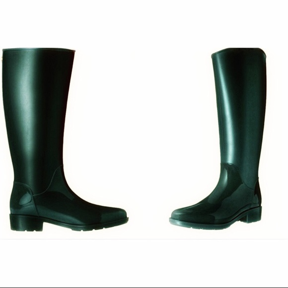 3e7f6b9bfe7f4c SALE🎉 Sam Edelman Green Rain Boots NWOT Sz.8. M 5a98372761ca101b0b5accc9
